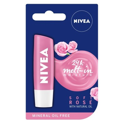 Nivea Lip Care Pomadka...
