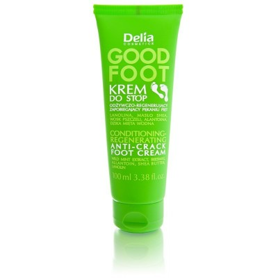 Delia Cosmetics Good Foot...