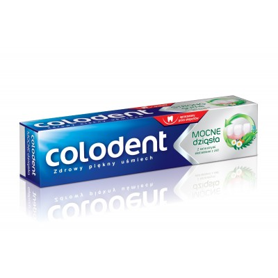 Colodent Pasta 100ml Mocne...