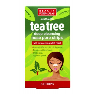 Beauty  Formulas Tea Tree...