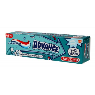 Aquafresh Advance Pasta dla...