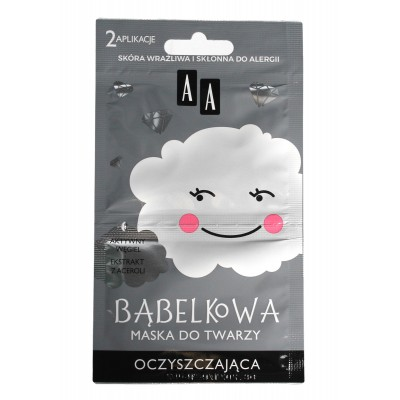 AA Bąbelkowa Maska do...