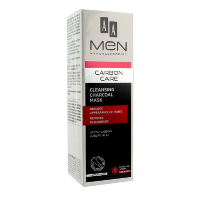 AA Men Carbon Care Maska...