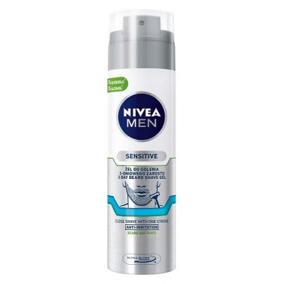 NIVEA MEN Sensitive Żel do...