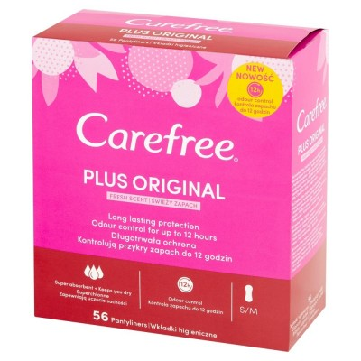 Carefree Plus Original...