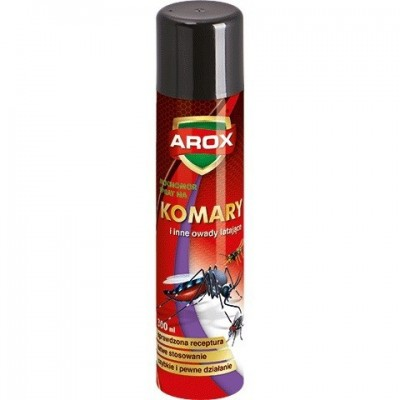 AROX Muchomor Spray na...